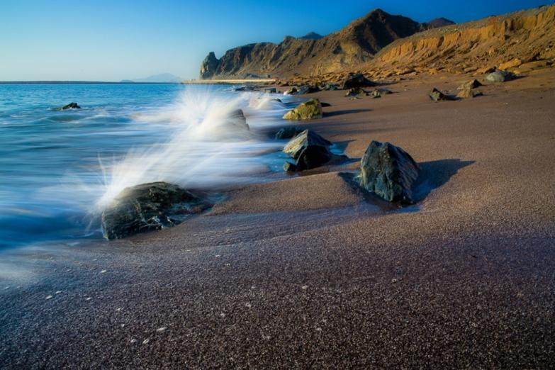 Песчаные пляжи Фуджейры