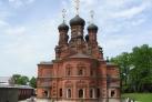 Храм Черниговской Божией Матери в Гефсиманско-Черниговском ските