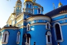 Православный храм в Уфе