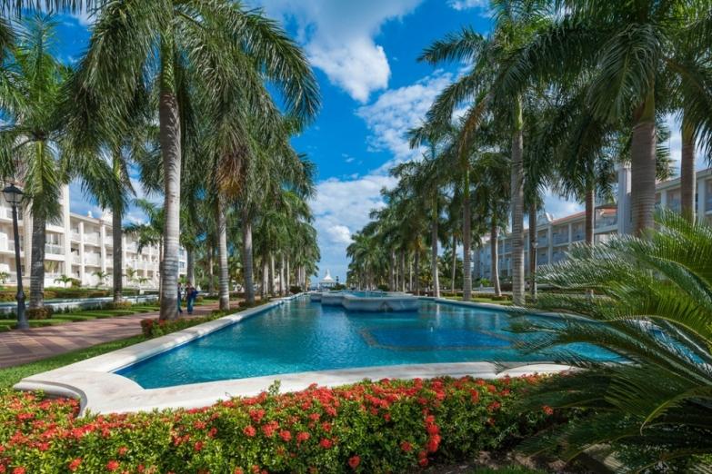 Отель Riu Palace