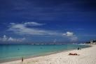Белые пески Плайя-дель-Кармен