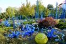Музей и стеклянный сад Дейла Чихули