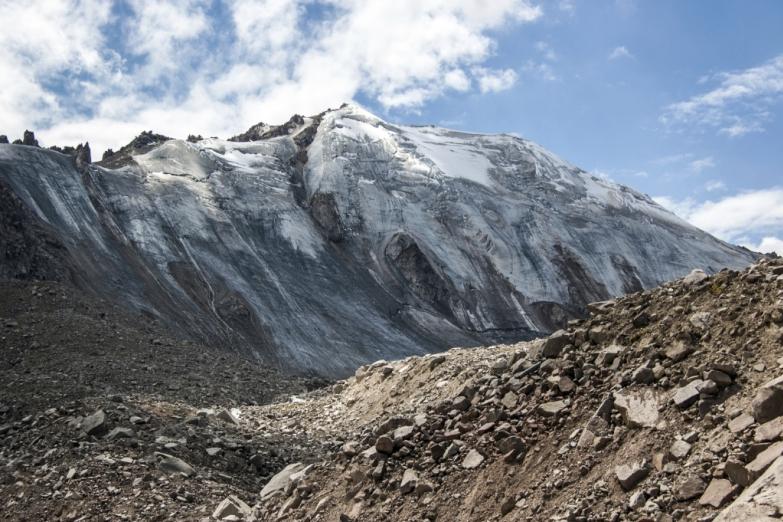 Горы Тянь-Шань в Казахстане