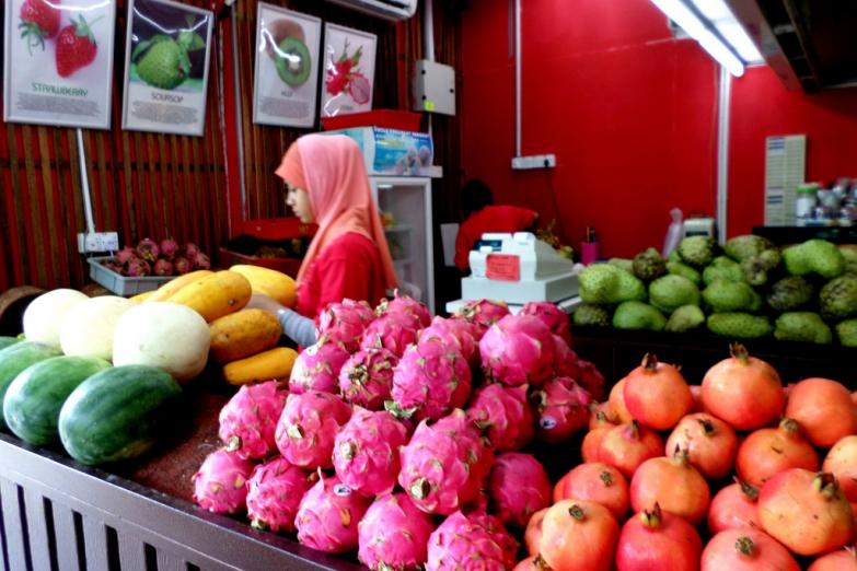 Дары малайской природы