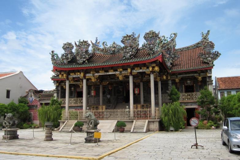Китайский храм Кху Конгси