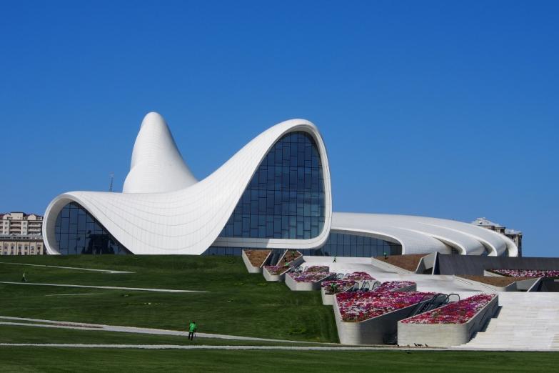 Культурный центр Гейдара Алиева