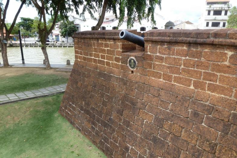 Стены Форта Формоза