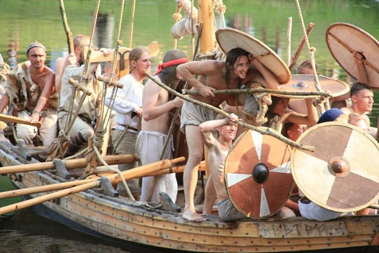 Фольклорный фестиваль в Латвии