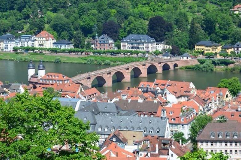 Вид на Старый мост