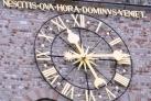 часы на Трирском соборе
