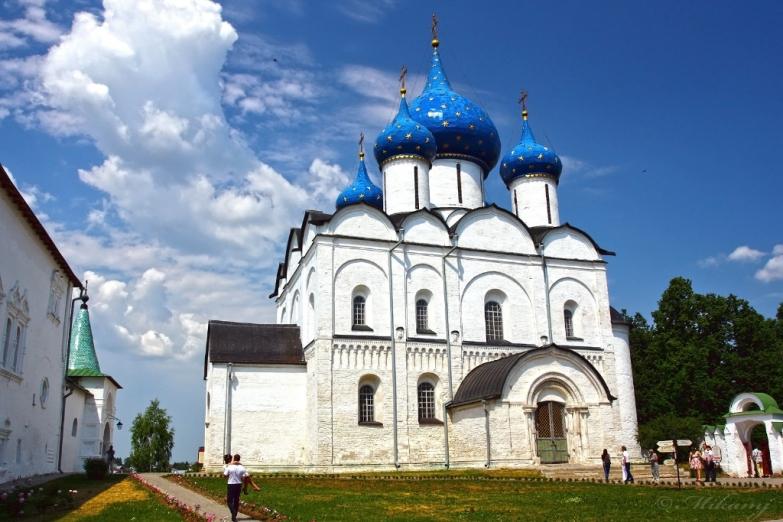Кафедральный собор в Суздале