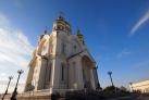 Храм в Хабаровске