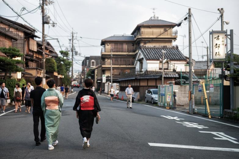 Повседневная жизнь в Киото