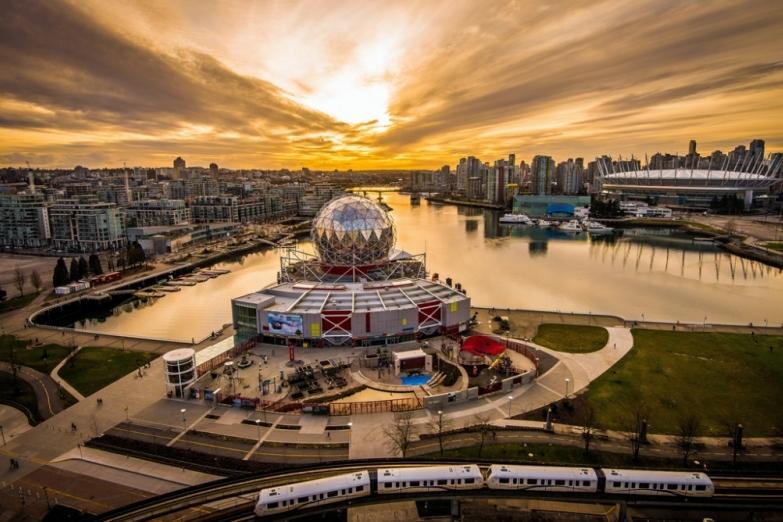 Олимпийские объекты Ванкувера
