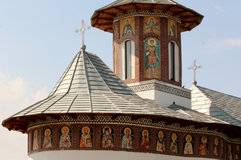 Православный монастырь Сучевица в Буковине