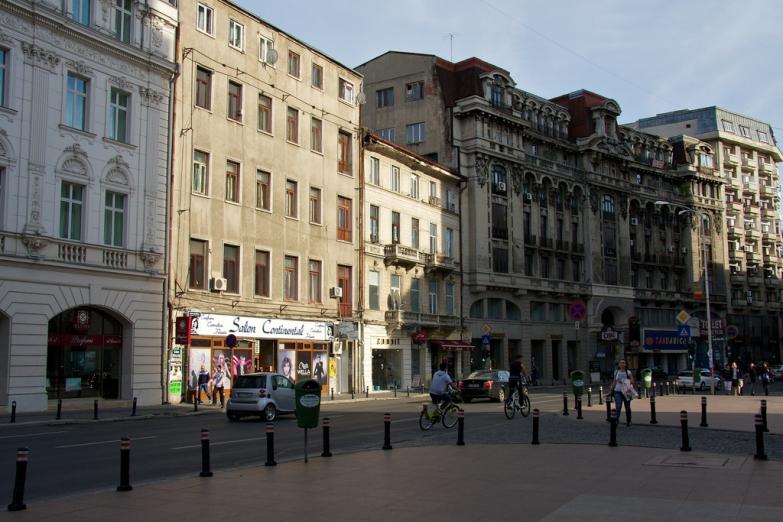 Истрические районы Бухареста
