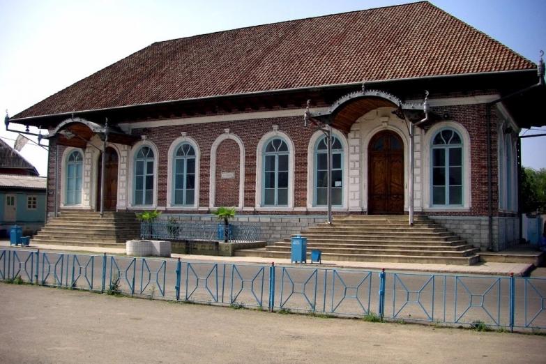Мечеть Кичик Базар