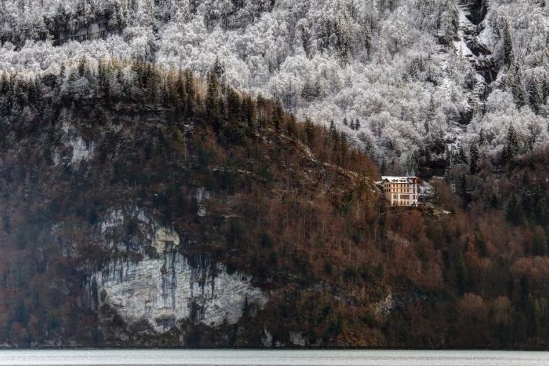 Вид на озеро Бриенц