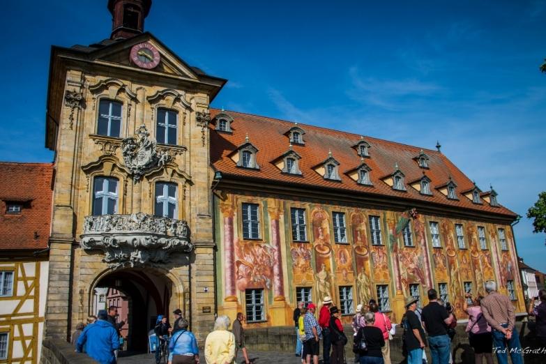 Старая ратуша Бамберга
