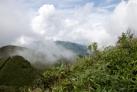 Горные вершины Сапы