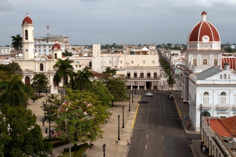 Исторический центр Сьенфуэгоса