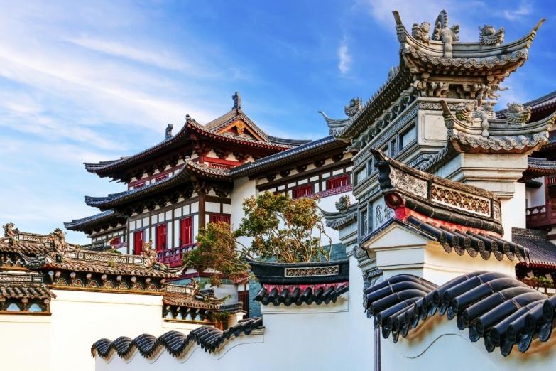 Буддистский храм в Пекине