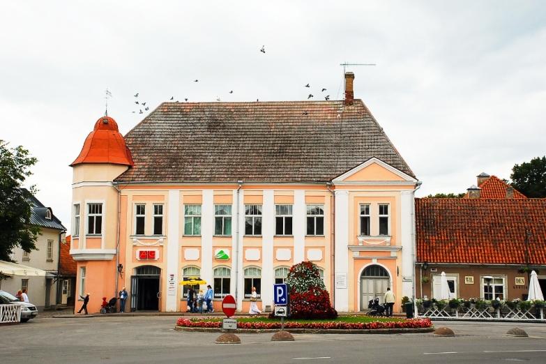 Ратуша Курессааре