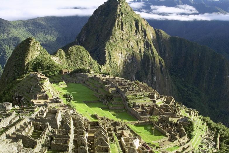 Потерянный город инков - Мачу-Пикчу