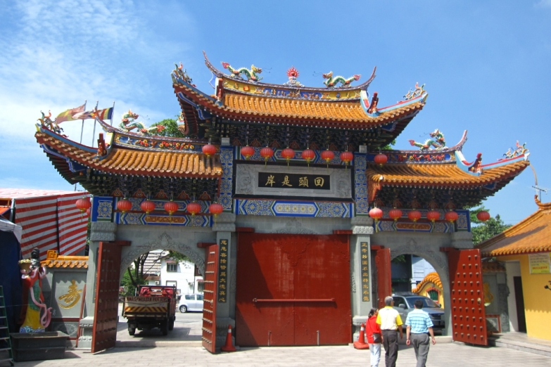 Храм Гуан Инь в Селангоре