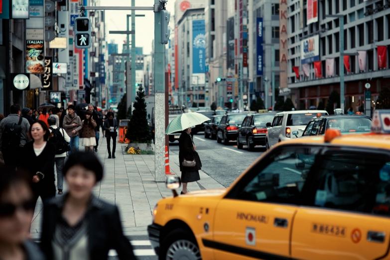 Уличная жизнь