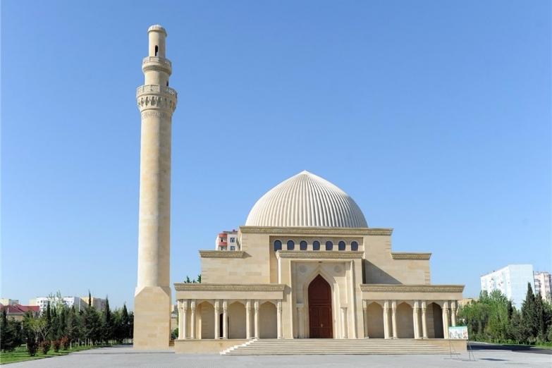 Мечеть в Сумгаите