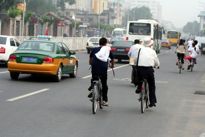 Будний день в Пекине