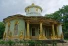 Китайский чайный дом в парке Сан-Суси
