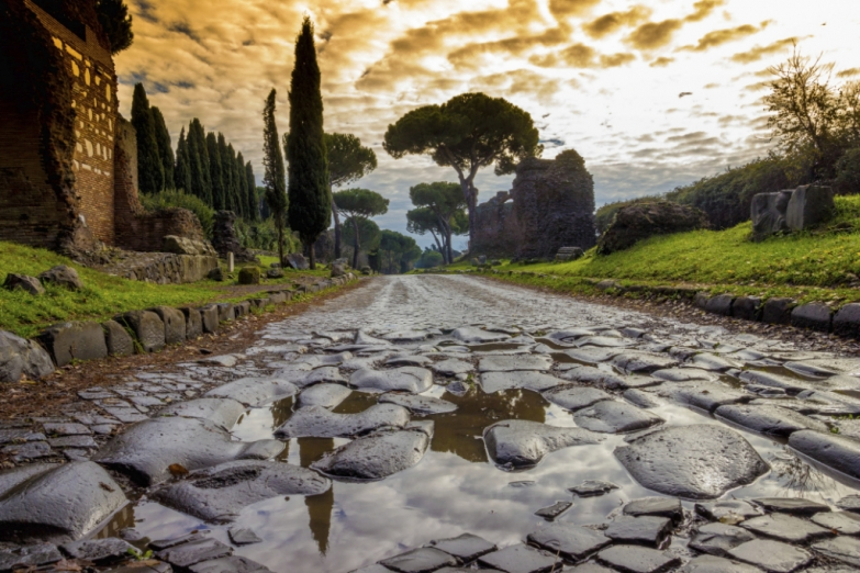Старая Аппиева дорога