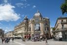Площадь в Монпелье