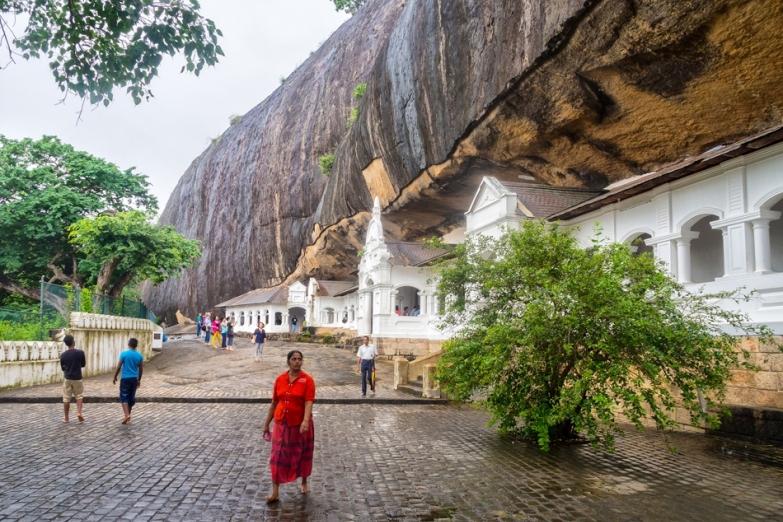 Вход в комплекс пещер