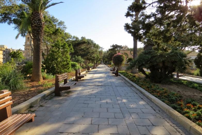 Ботанический сад Флорианы