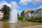 Знаменитые фонтаны Баден-Бадена