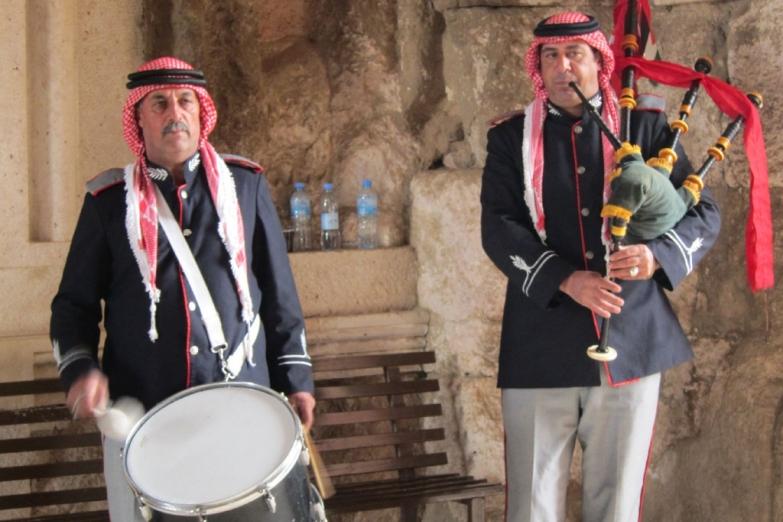 Культурный фестиваль в Джераше