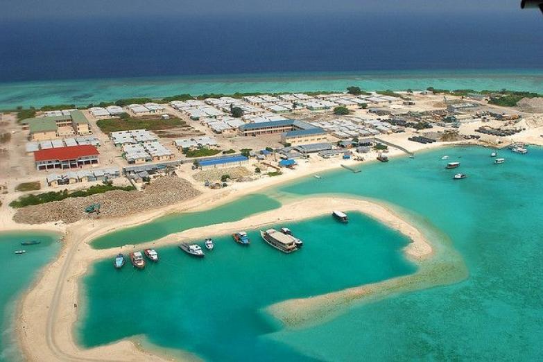 Мальдивский отель