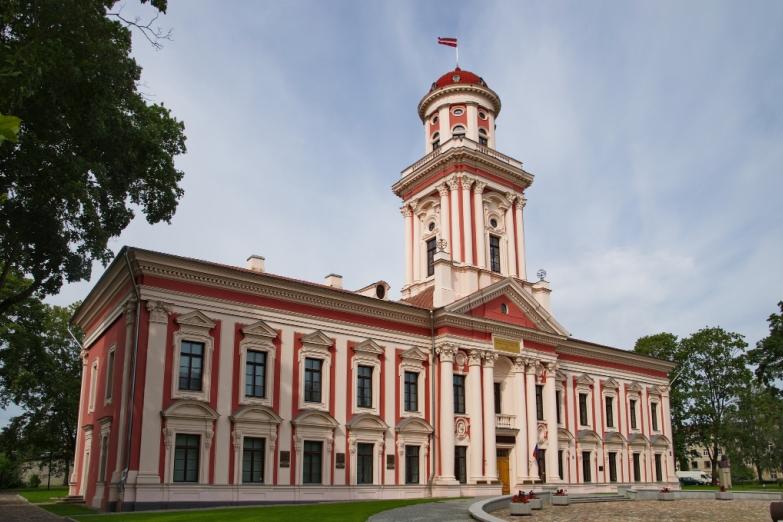 Елгавский замок
