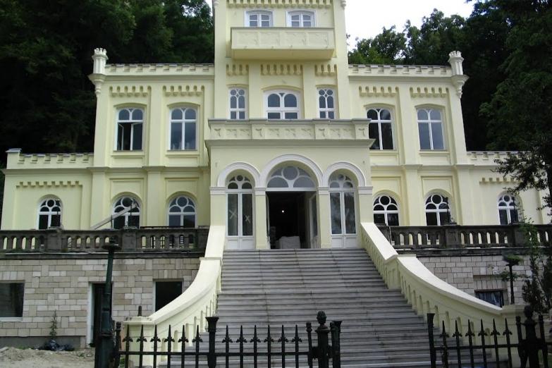 Дворец Короля Матьяша
