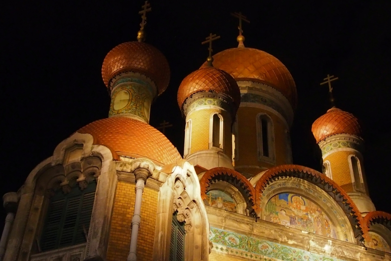 Купола церкви Святого Николая