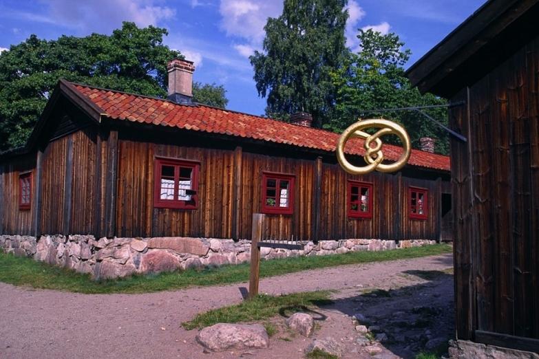 Музей ремесел Луостаринмяки