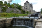 Канал Ридо и гостиница Шато-Лорье