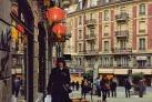 Центральные улицы Лозанны