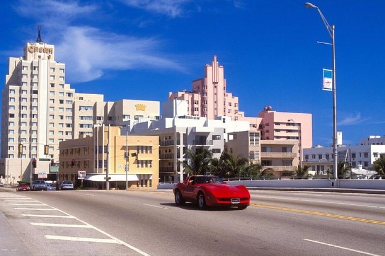 Округ Ар-деко в Майами
