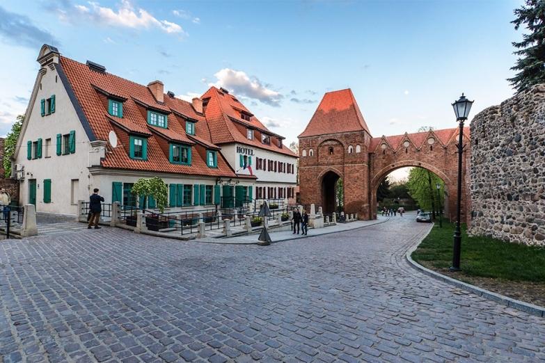 Отель в Старом городе