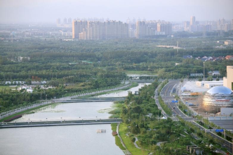 Виде на Пекин