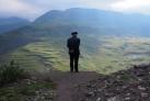 Старик и горы